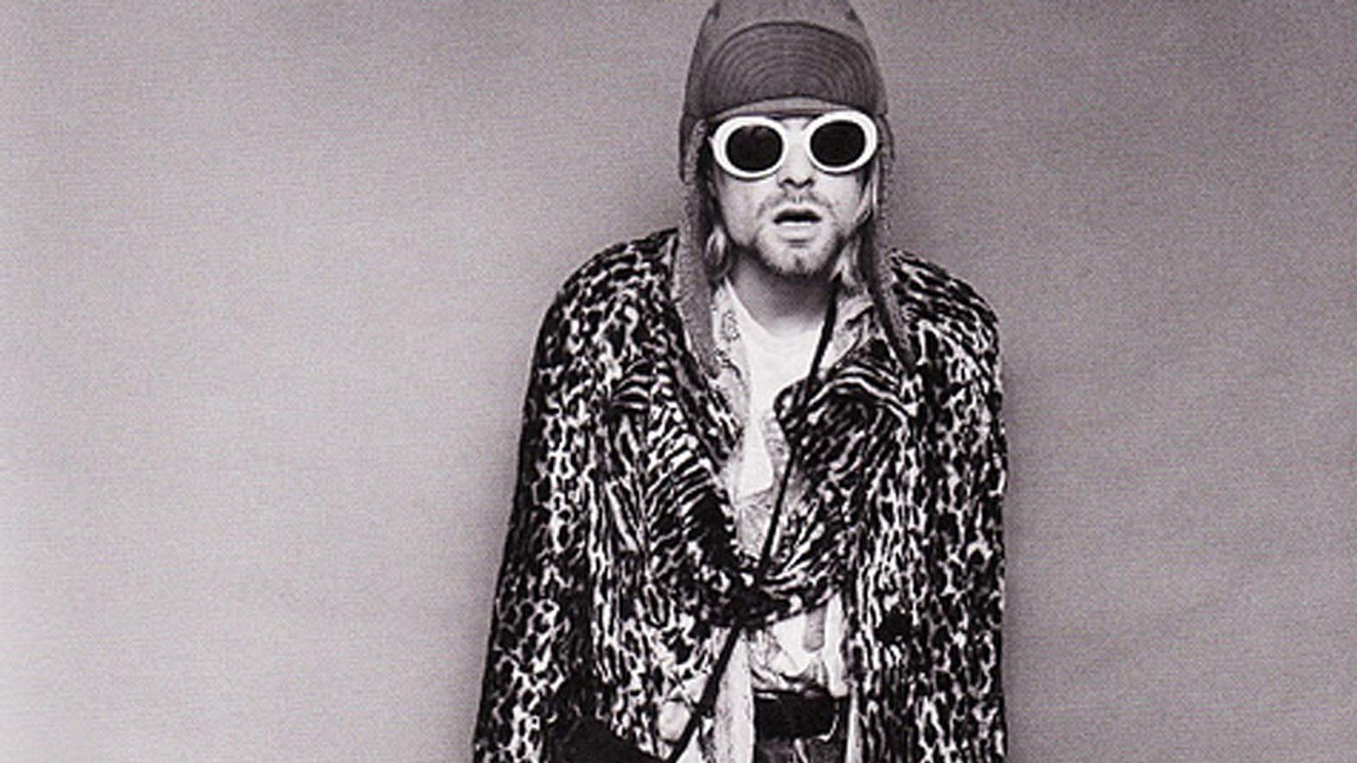 Kurt Cobain HD Desktop Wallpaper Widescreen High Definition