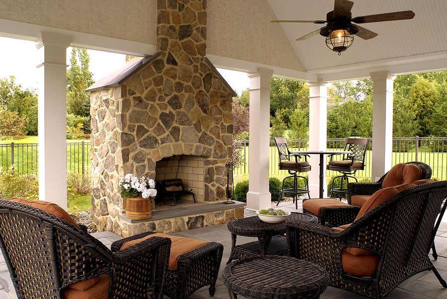 Outdoor Living Room Ideas Luxury Outdoor Room With