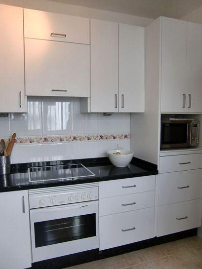 Cambiar el aspecto de la casa por poco dinero hogar pinterest - Cambiar muebles cocina ...