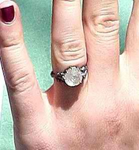Anna Paquin Engagement Ring Me Pinterest Engagement Ring and