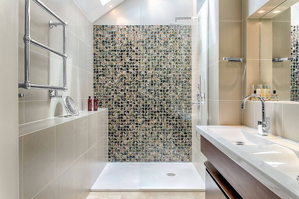 How To Use Mosaic Tiles In Your House Wet rooms Room decor and