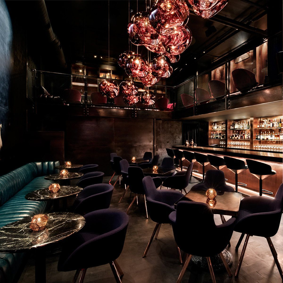 Bar And Lounge Interior Design: Find The Lighting Fixture That Will Inspire Your Next