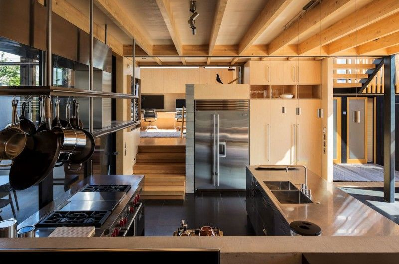 Boatsheds Residential Project In Auckland, New Zealand | Diseño ...