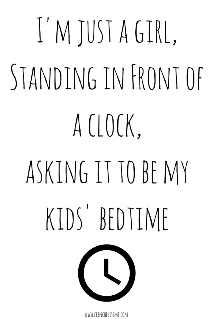 Quot I M Just A Girl Standing In Front Of A Clock Asking It