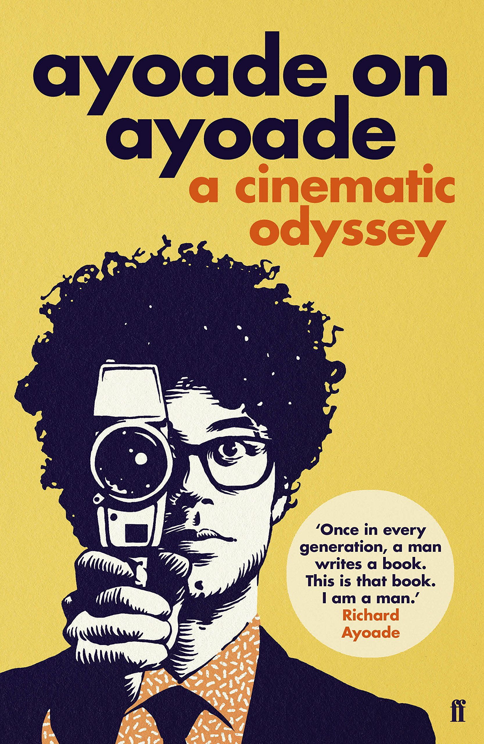 Ayoade on Ayoade: Amazon.co.uk: Richard Ayoade: Books