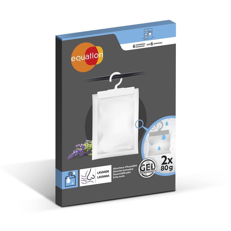 Absorbeur D Humidité Avis absorbeur d'humidité avec une recharge lavande pour placard