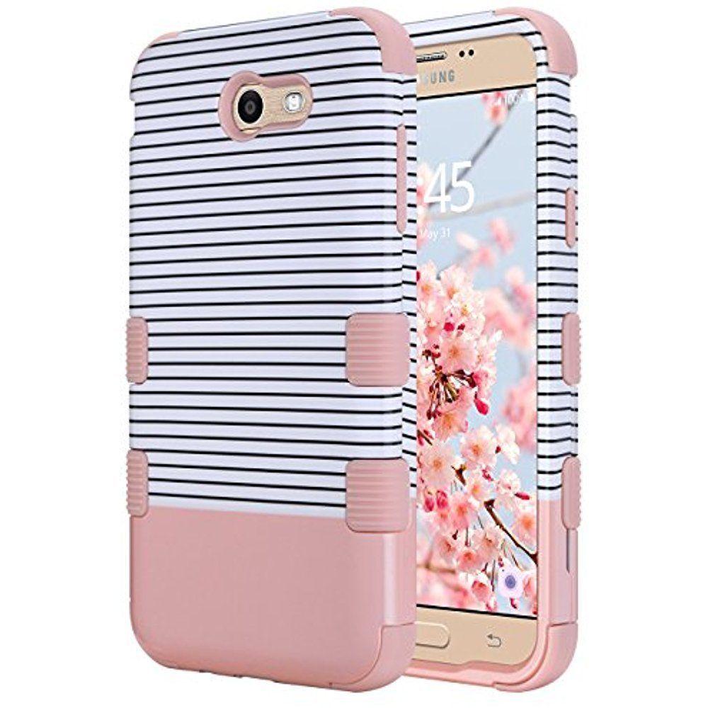 the best attitude a6168 4ffe2 Details about Galaxy J7 V Case, Perx Sky Pro Anti Slip Dust Scratch ...