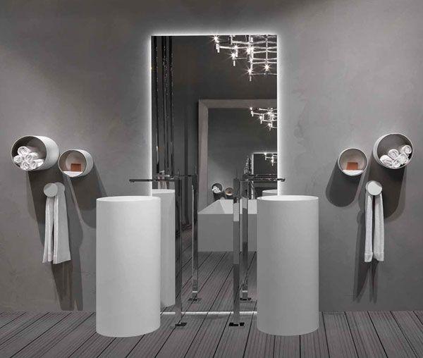 mobili bagno rifra circle & smooth   case bagno   Pinterest   Smooth