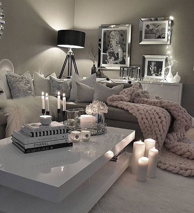 Pin de Sandra Alvarez en Muebles | Pinterest | Decoracion salones ...