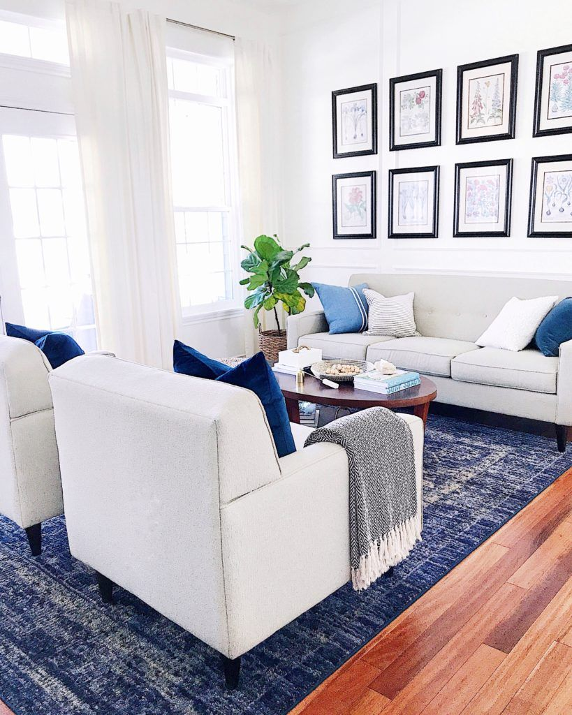 all about blue how i'm decorating our home with the color