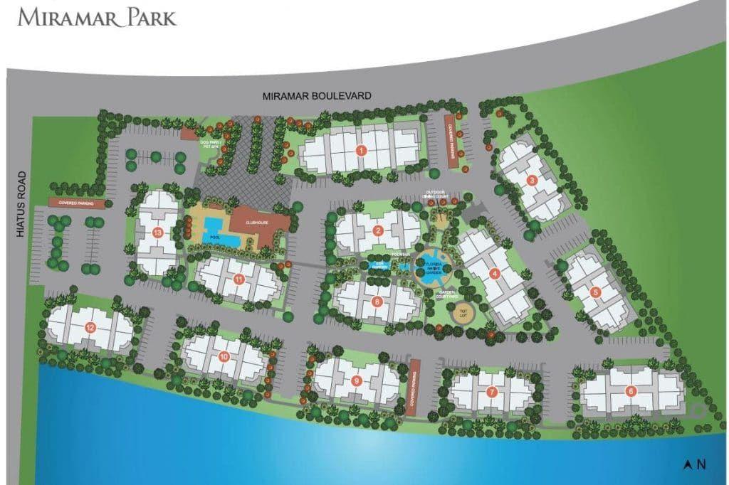 Miramar Park Apartments In Miramar Miramar Florida Park Hollywood Beach
