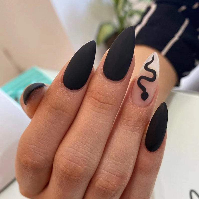 Designer Inspired, Designer Nails, Nail Art, Press