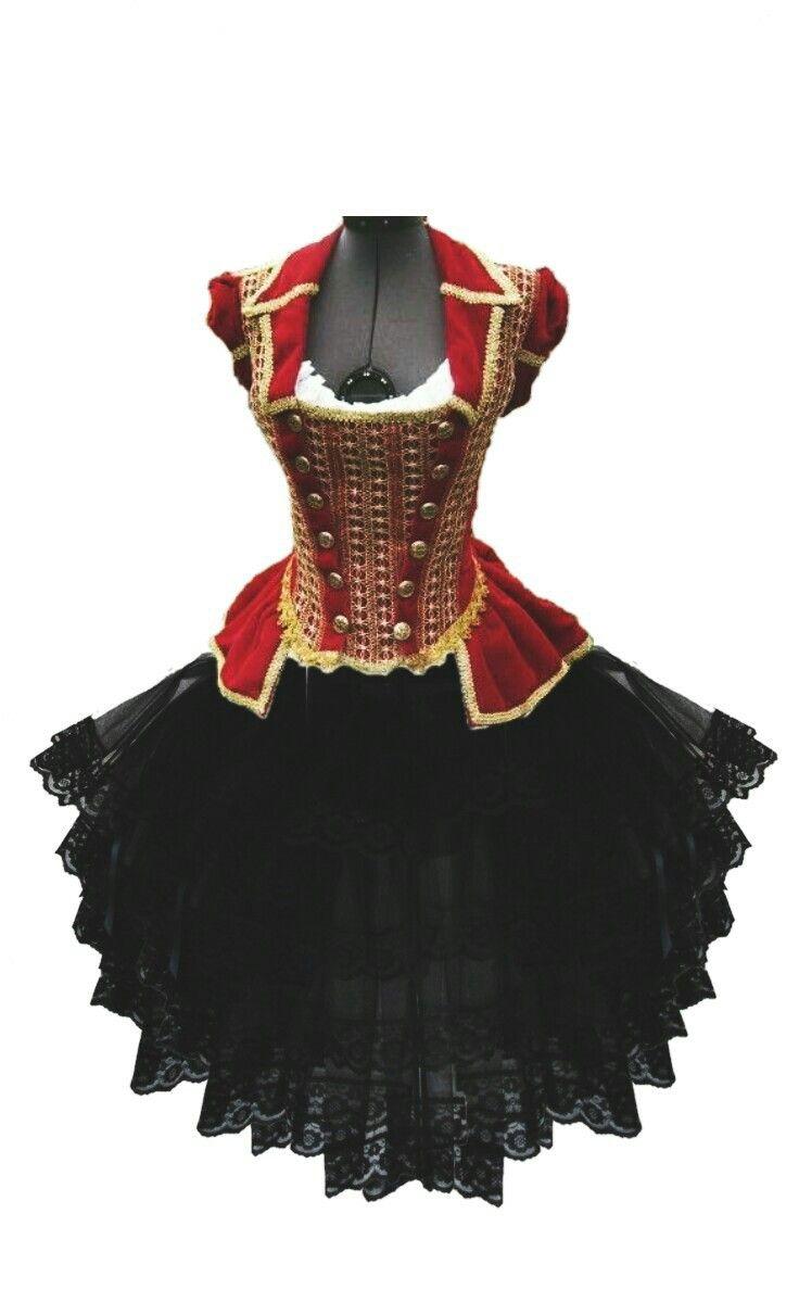 Circus dress Costume Da Circo 251c5d82b47b