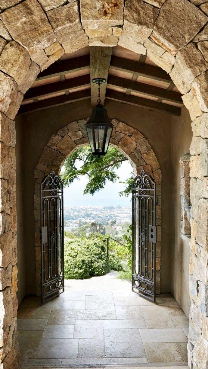 Interior Door tuscan interior doors pictures : Gorgeous Entry | Old World, Mediterranean, Italian, Spanish ...
