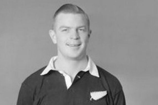 Peter Henderson 1926-2014, new Zealand rugby union and league player