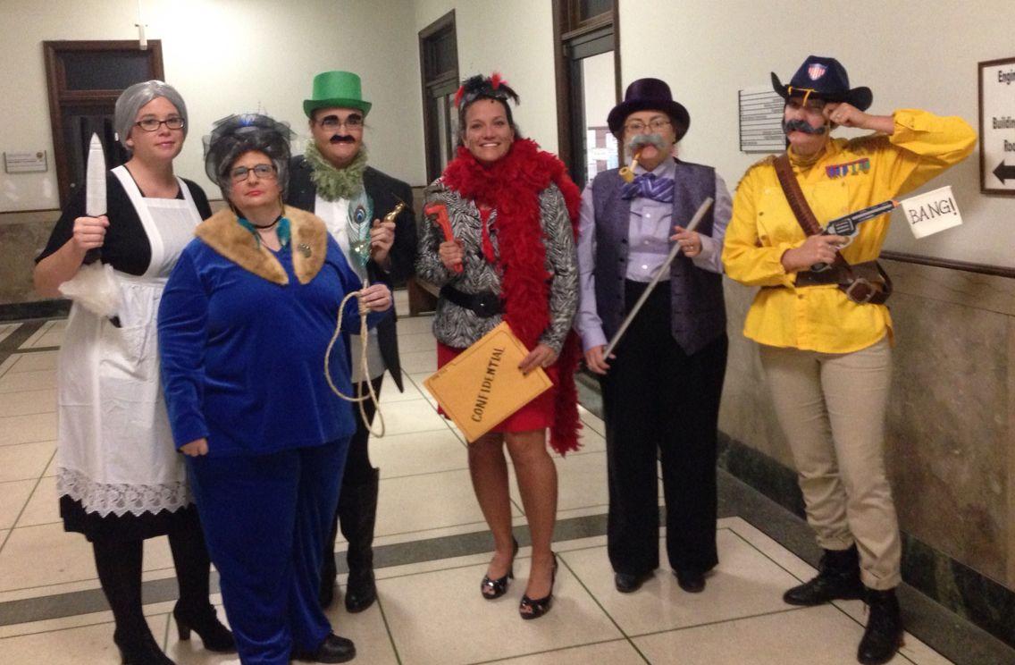 clue group costumes | halloween | pinterest | costumes, halloween