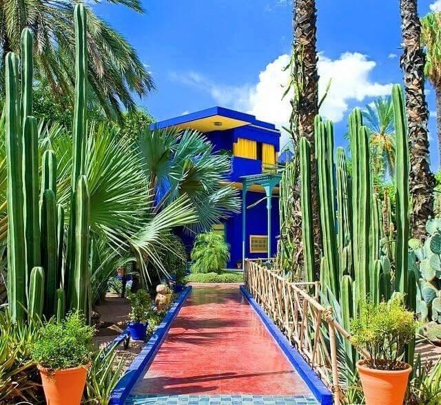 Jardin Majorelle In 2020 Marrakech Morocco Marrakech Morocco