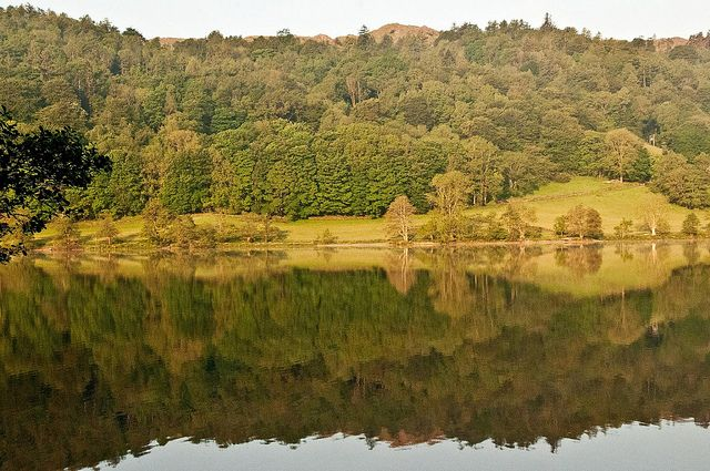 Grasmere Reflection | Flickr - Photo Sharing!