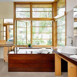 Horizontal Aluminium Windows Design, Pictures, Remodel, Decor and Ideas - page 4