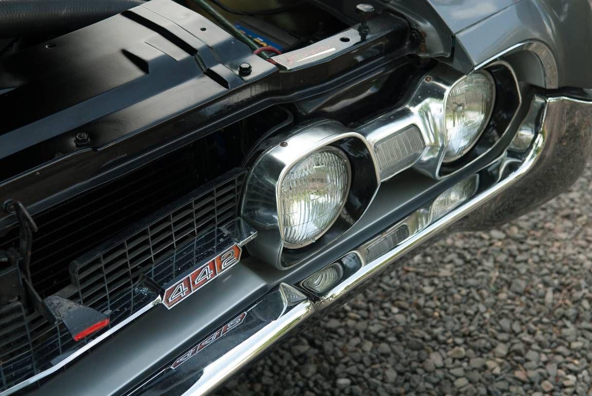 1967 oldsmobile 442 cutlass supreme holiday coupe for sale