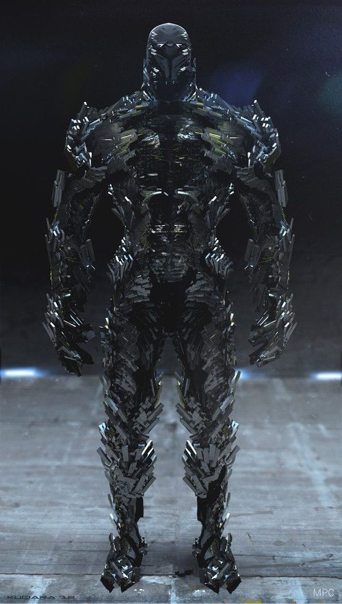 Sentinel Concept Art for X-Men: Days of Future Past.   X-Men: Days ... X Men Days Of Future Past Sentinels