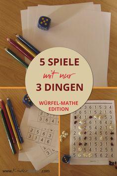 3dinge5spiele wuerfel mathe schneespuren mathe mathe spiele und mathematik. Black Bedroom Furniture Sets. Home Design Ideas