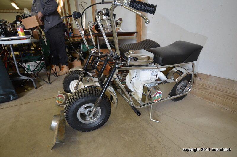 Old School Mini Bike Mini bike, Go kart, Bike
