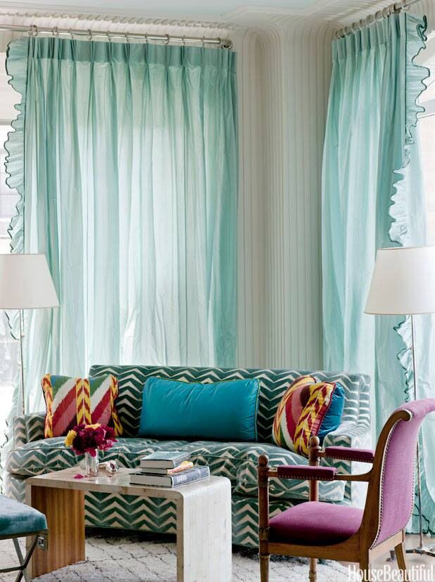 Courtains Decor Ideas/Architecture Pinterest Tapestry and House