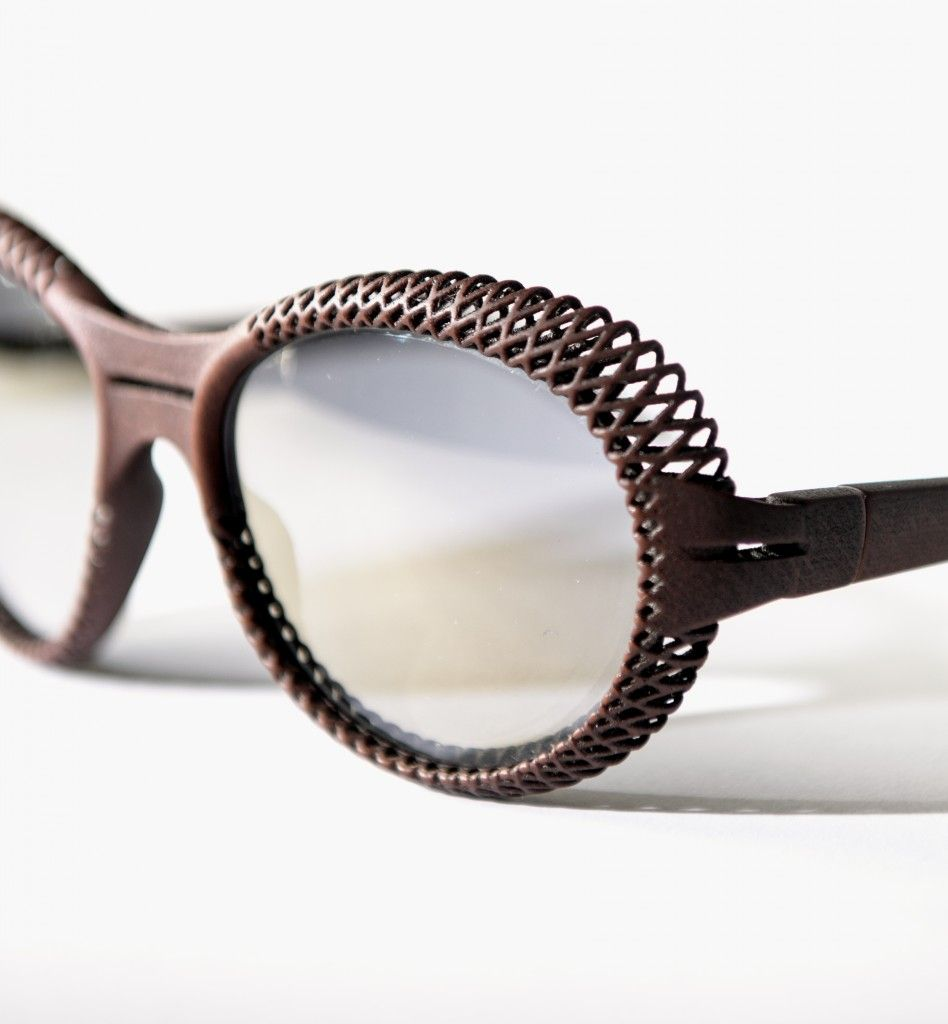 the new frames in the 3d printed cabrio collection