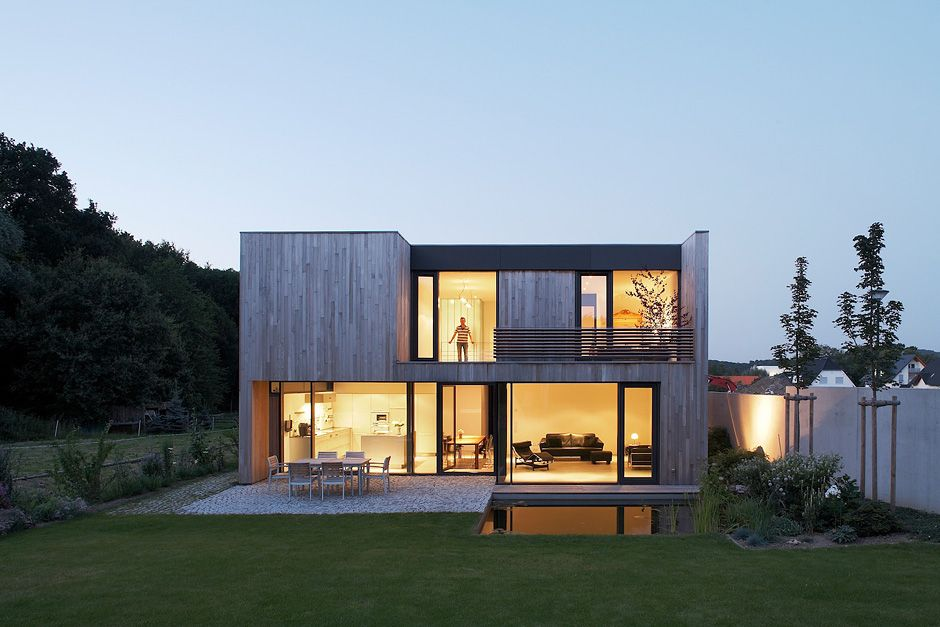 Moderne architektur häuser  Moderne Kuben Architektur | Kubus haus, Haus architektur und ...