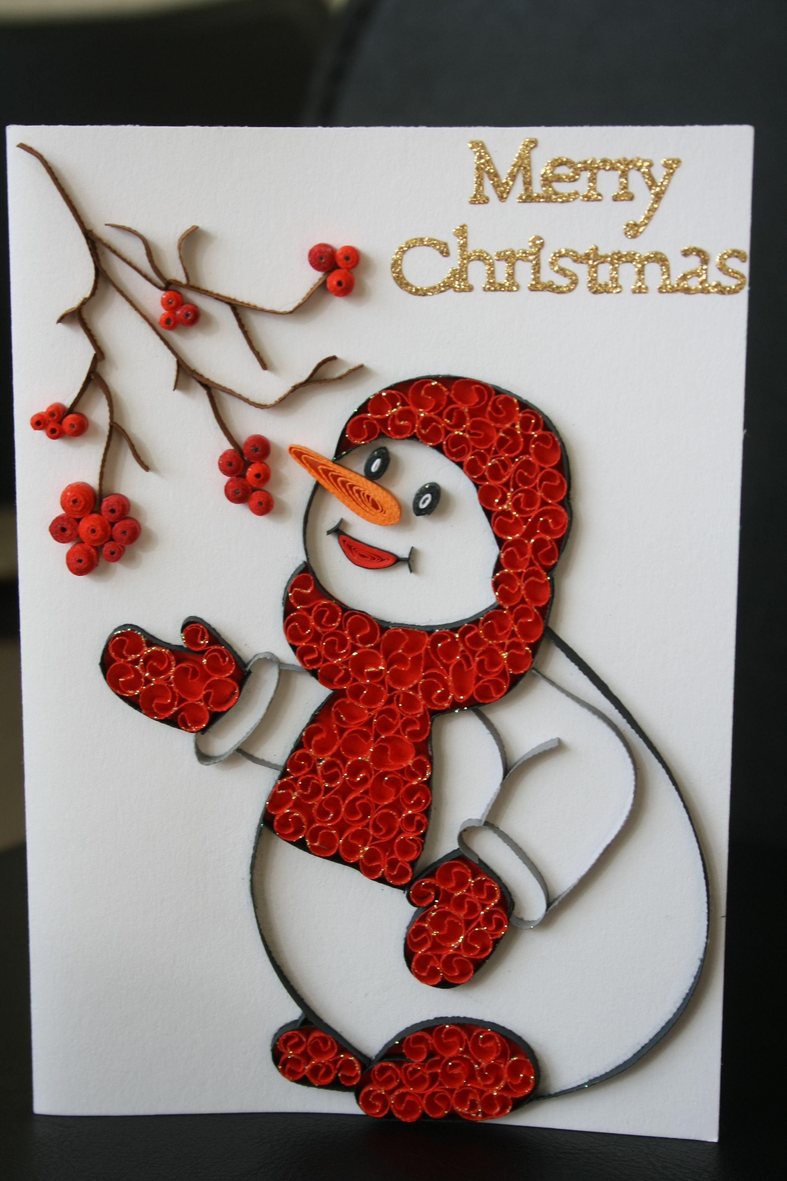 Днем, открытки своими руками с символом года