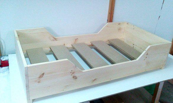 Pequefelicidad camas montessori cama montessori - Cama doble para ninos ...