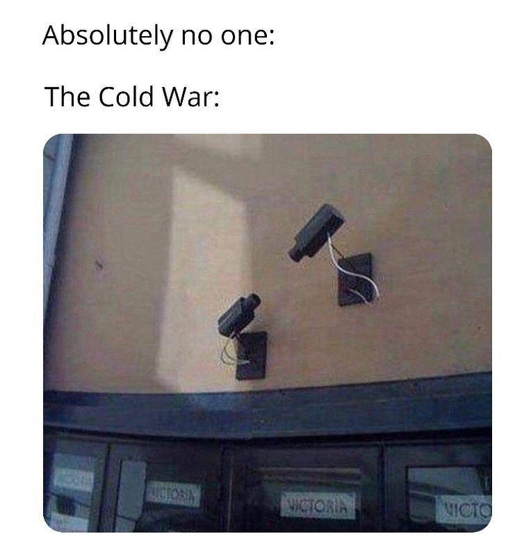 Cold War Historical Memes History Memes Really Funny Memes