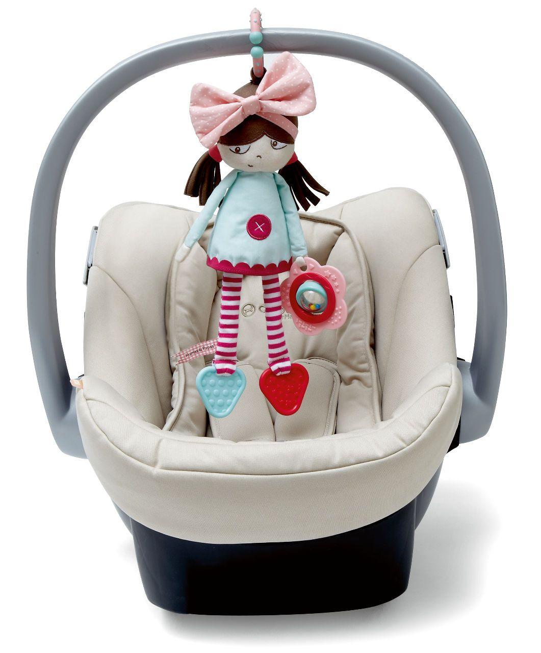 All Mine Polly Rag Doll Accessories Mamas Papas