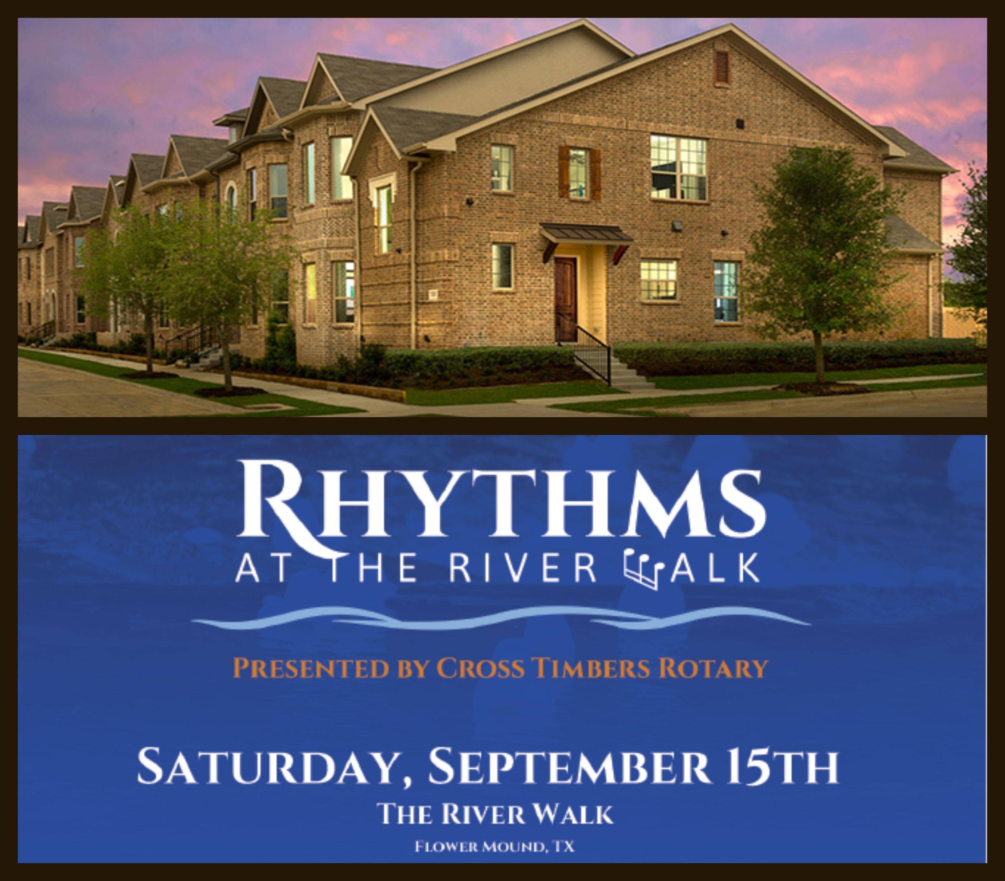 Join us tomorrow at riverwalk at central park new home