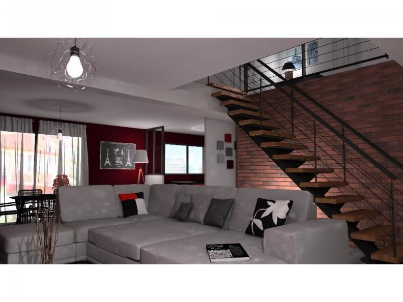 Plan Champ de Mars 137 Maison à étage Pinterest Villas - logiciel conception 3d maison