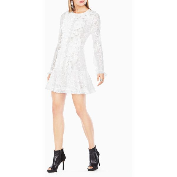 34+ Bcbg white lace dress ideas in 2021