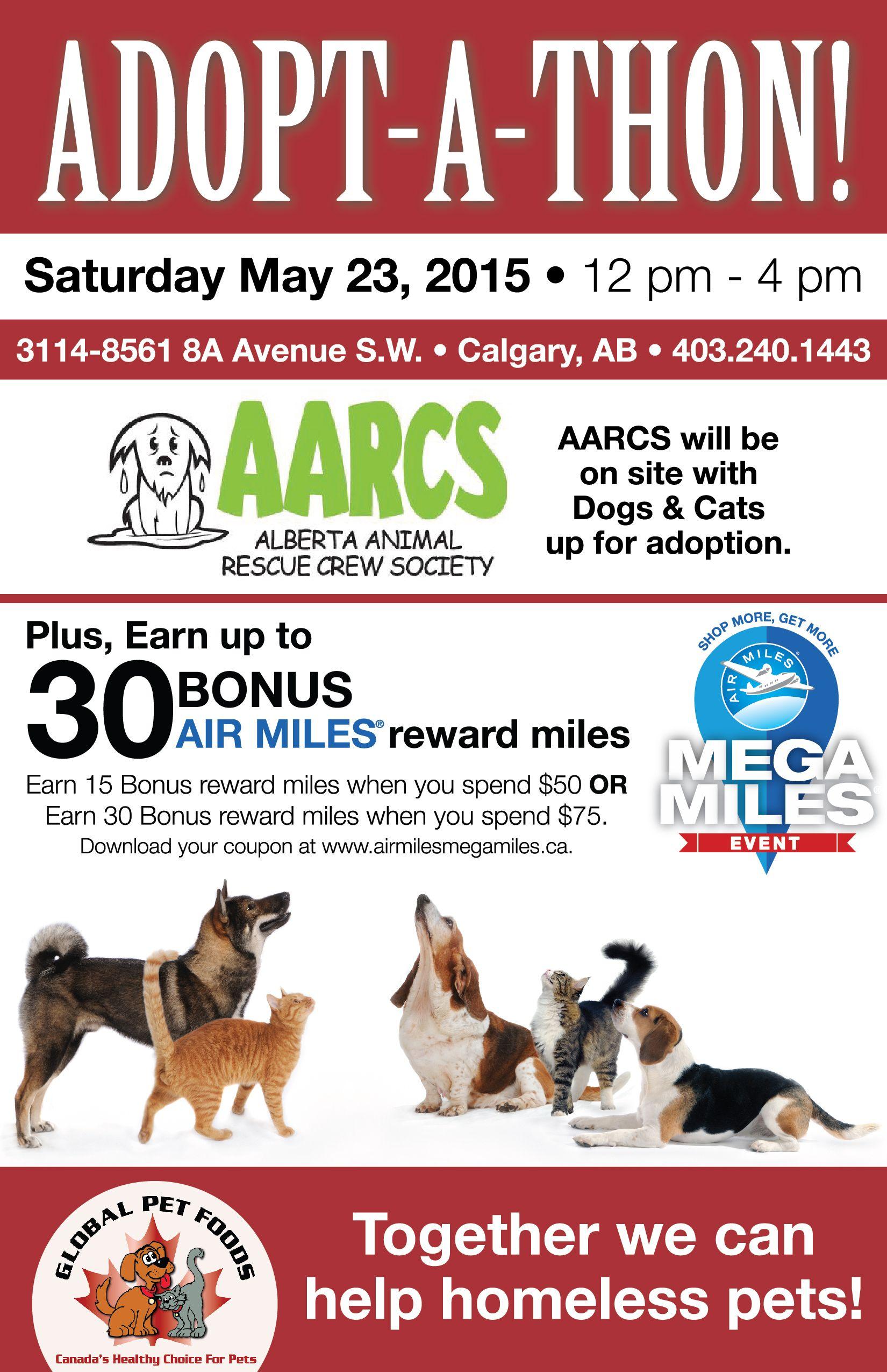 the alberta animal rescue crew society aarcs will be on site