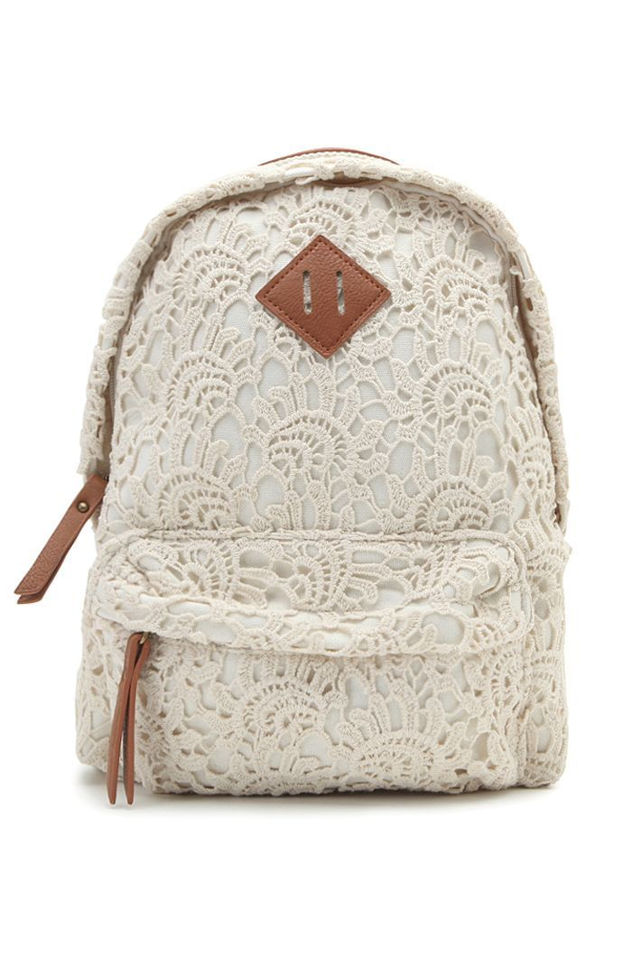 fa9c5fecd71 Backpack Purse, Crochet Backpack, Pouch Bag, Pacsun, Cool Backpacks For  School,
