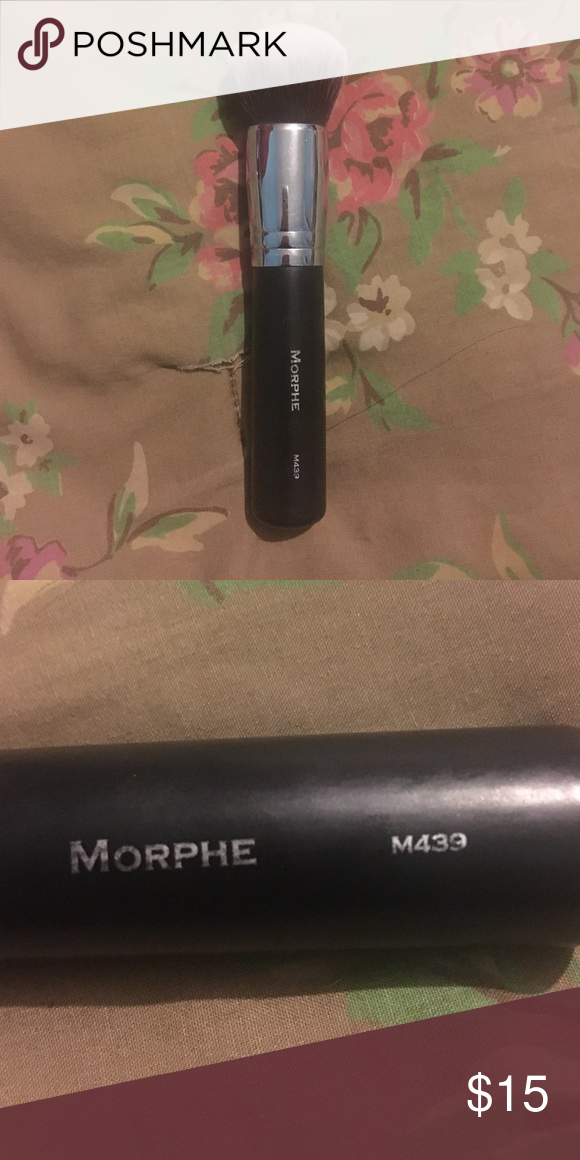 Morphe M439 Cleaned and only used once morphe Makeup Brushes & Tools