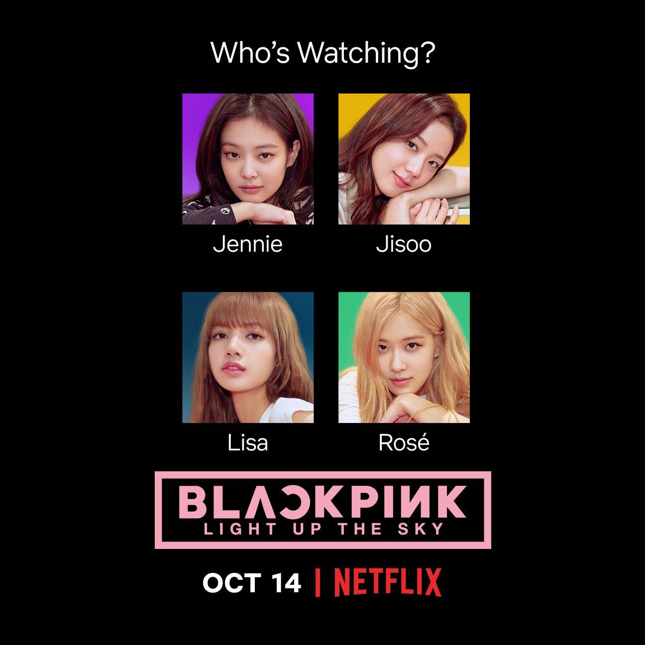 Netflix on Twitter in 2020 Netflix, Blackpink, Netflix