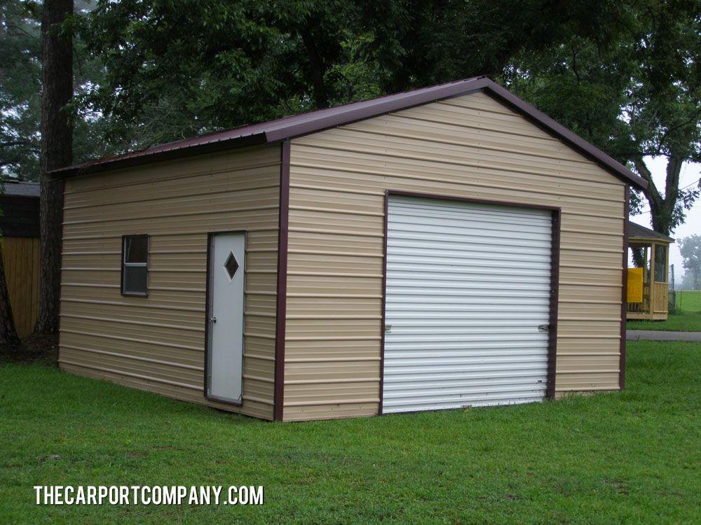 Enclosure Metal Carports The Carport Company Building