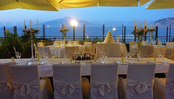 Foreigners Club Reception Venue In Italy Sorrento Weddings