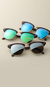 Men's sunglasses.