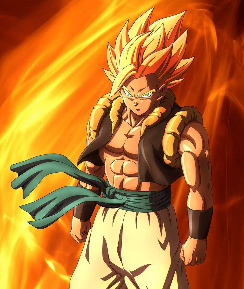 Gogeta Super Saiyan Dragon Ball Super Dragon Ball Super Anime Dragon Ball Super Dragon Ball