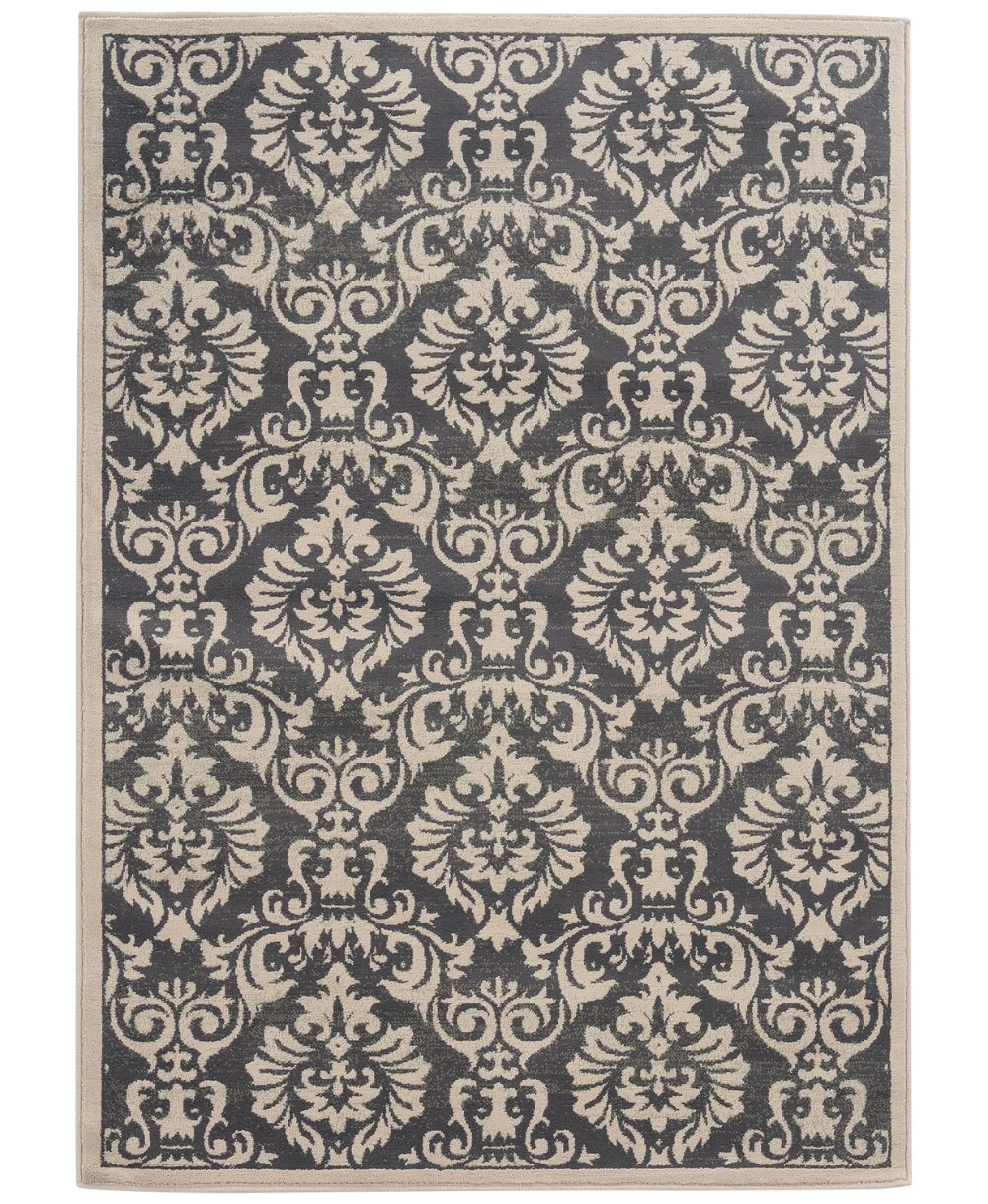 Oriental Weavers CLOSEOUT! Warren Cove WC530K Damask Area