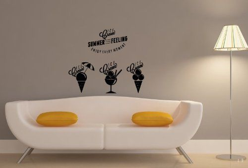 Wall Vinyl Sticker Decal Art Design Ice Cream Design Set of Calligraphic Titles and Symbols Room Nice Picture Decor Hall Wall Chu895 Thumbs up decals,http://www.amazon.com/dp/B00JC2L6BO/ref=cm_sw_r_pi_dp_IlTHtb0NY614V6EC