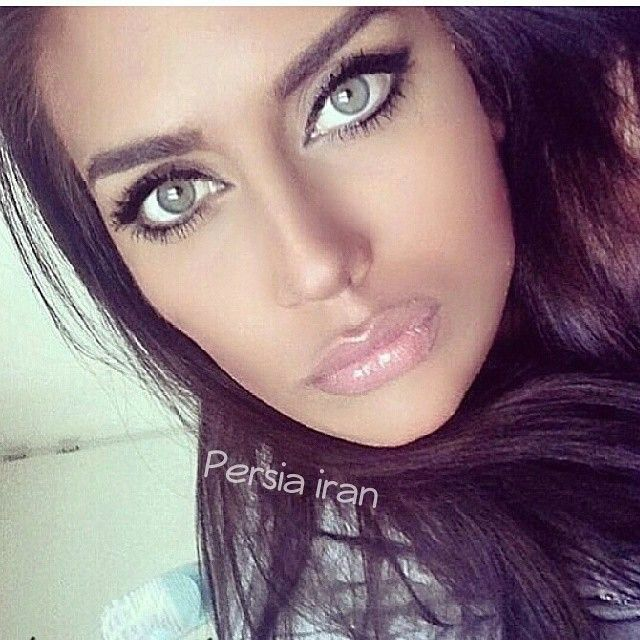 Persian girl ..hot o | Eyes | Persian girls, Beauty makeup ...  Persian girl .....