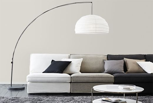 Regolit Floor Lamp Arc Ikea Contemporary Floor Lamps Modern Contemporary Floor Lamp Lamps Living Room