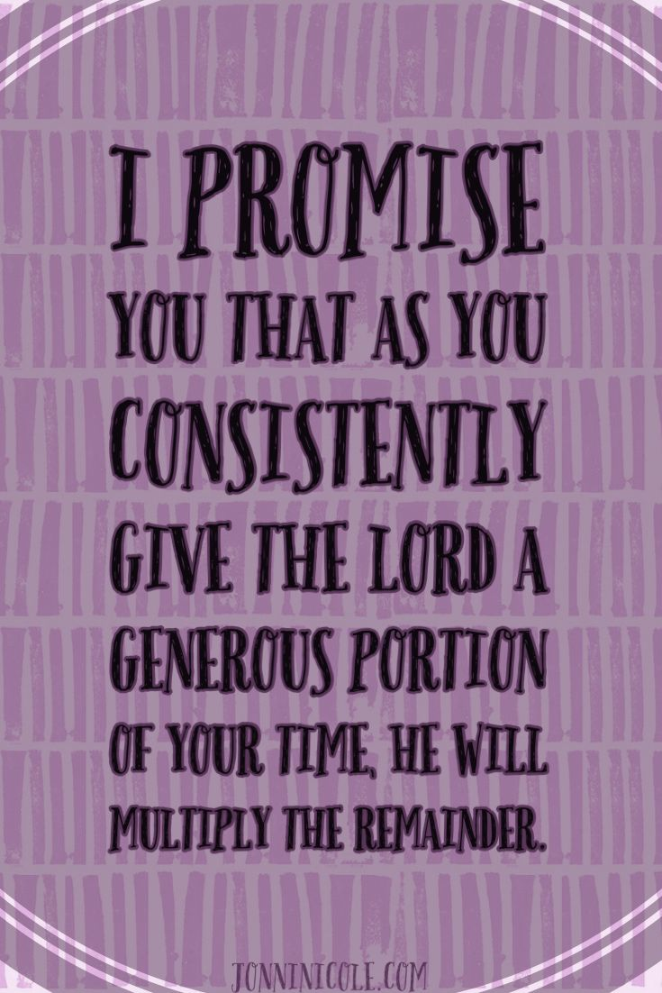 He Will Multiply The Remainder